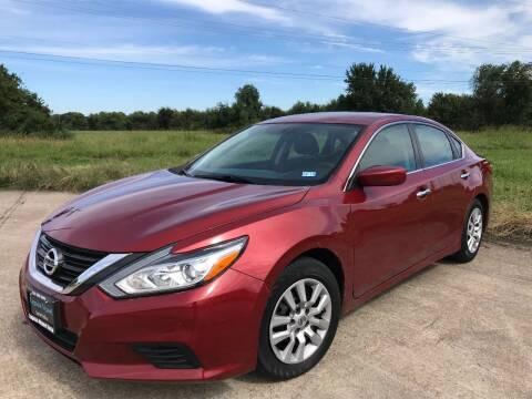 2016 Nissan Altima for sale at Laguna Niguel in Rosenberg TX