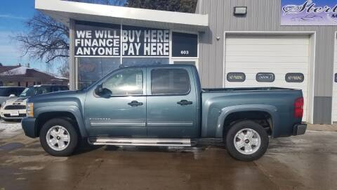 2011 Chevrolet Silverado 1500 for sale at STERLING MOTORS in Watertown SD