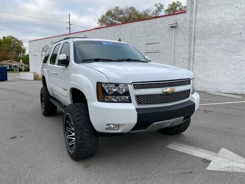2011 Chevrolet Tahoe for sale at LUXURY AUTO MALL in Tampa FL