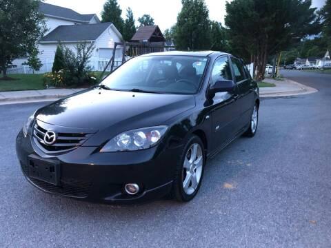 2004 Mazda MAZDA3 for sale at PREMIER AUTO SALES in Martinsburg WV