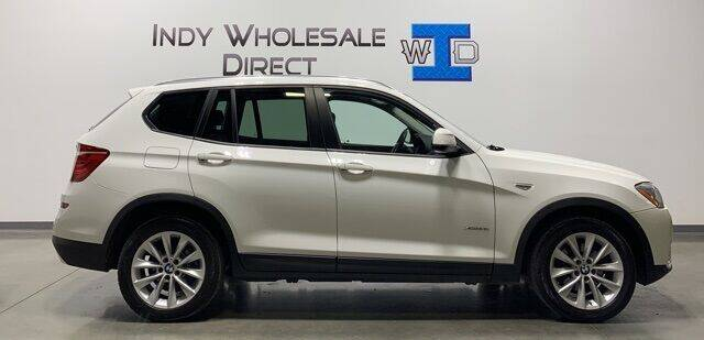 2017 BMW X3 for sale at Indy Wholesale Direct in Carmel IN