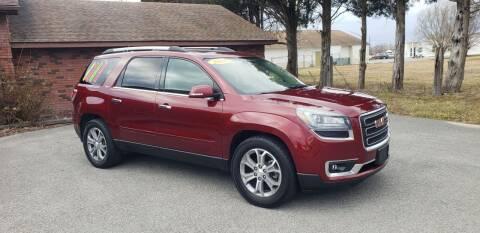 2015 GMC Acadia for sale at Elite Auto Sales in Herrin IL