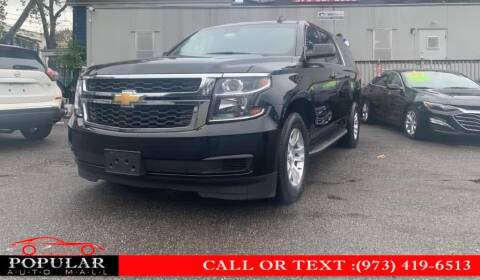 2019 Chevrolet Suburban for sale at Popular Auto Mall Inc in Newark NJ