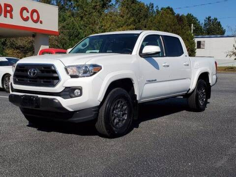 2017 Toyota Tacoma for sale at Gentry & Ware Motor Co. in Opelika AL
