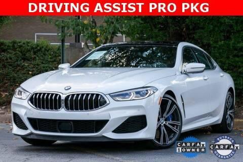 2021 BMW 8 Series for sale at Gravity Autos Atlanta in Atlanta GA
