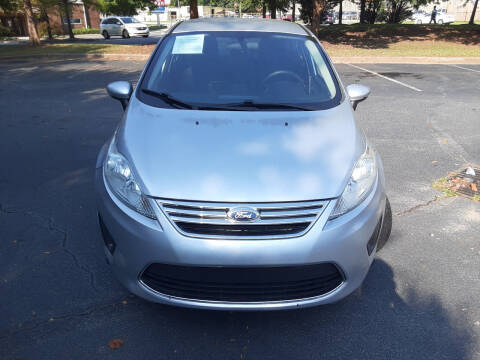 2013 Ford Fiesta for sale at LOS PAISANOS AUTO & TRUCK SALES LLC in Doraville GA
