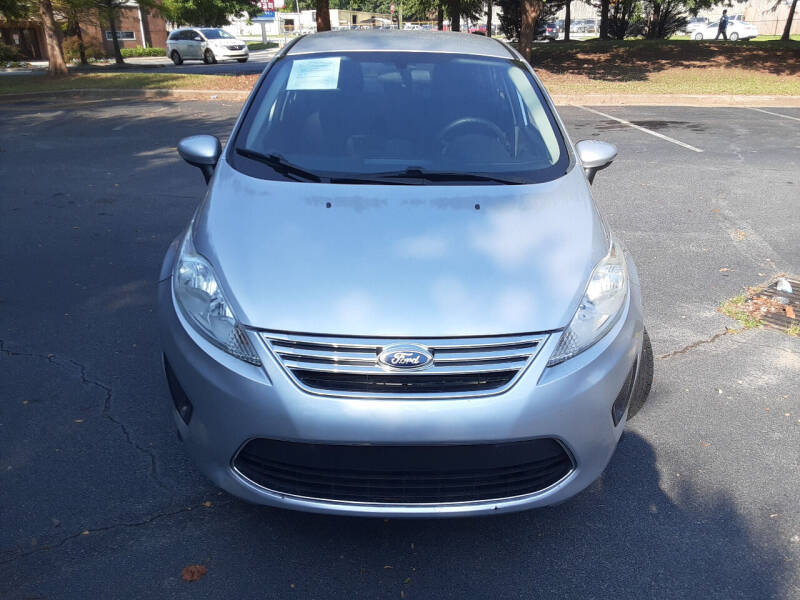 2013 Ford Fiesta for sale at LOS PAISANOS AUTO & TRUCK SALES LLC in Peachtree Corners GA