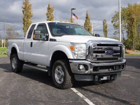 2016 Ford F-250 Super Duty for sale at Szott Ford in Holly MI