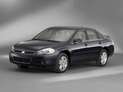 2008 Chevrolet Impala for sale at Sundance Chevrolet in Grand Ledge MI