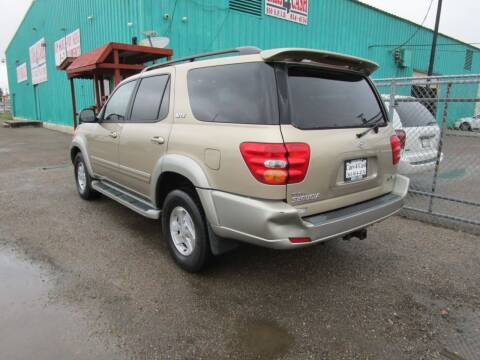 2003 Toyota Sequoia for sale at Cars 4 Cash in Corpus Christi TX