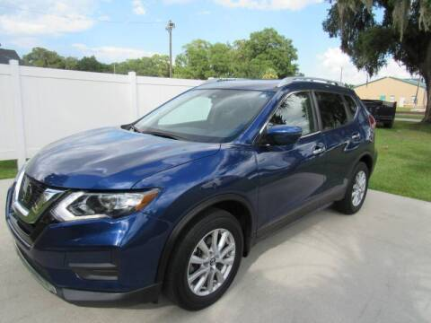 2017 Nissan Rogue for sale at D & R Auto Brokers in Ridgeland SC
