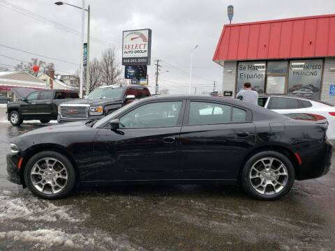 2015 Dodge Charger for sale at Select Auto Group in Wyoming MI