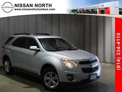2010 Chevrolet Equinox for sale at Auto Center of Columbus in Columbus OH