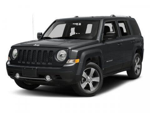 2017 Jeep Patriot for sale at Suburban Chevrolet in Claremore OK