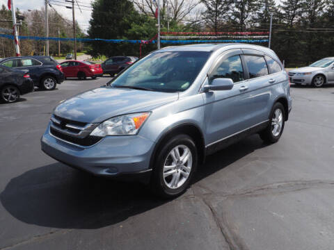 2011 Honda CR-V for sale at Patriot Motors in Cortland OH
