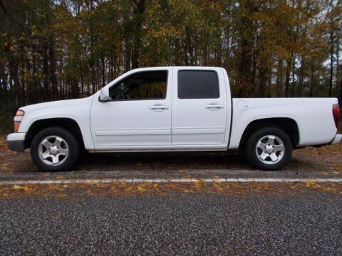 2012 Chevrolet Colorado for sale at A & P Automotive in Montgomery AL