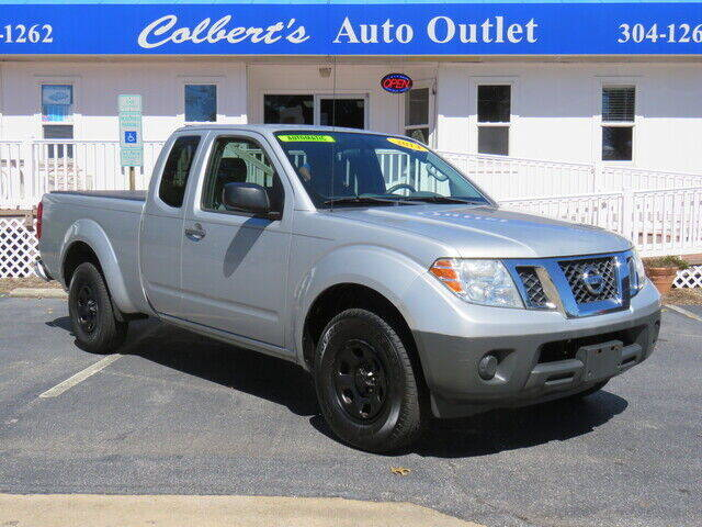 2014 Nissan Frontier for sale at Colbert's Auto Outlet in Hickory NC