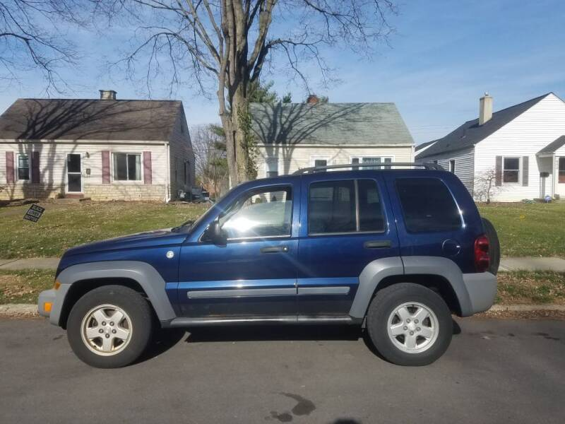 2005 Jeep Liberty for sale at REM Motors in Columbus OH