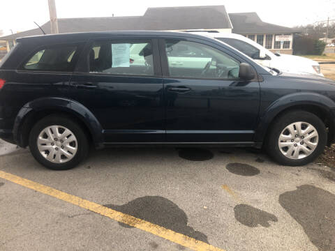 2014 Dodge Journey for sale at Claremore Motor Company in Claremore OK