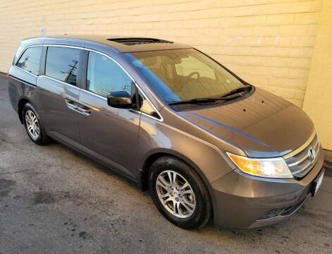 2012 Honda Odyssey for sale at Cars To Go in Sacramento CA