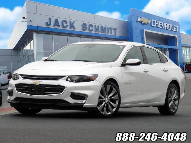 2016 Chevrolet Malibu for sale at Jack Schmitt Chevrolet Wood River in Wood River IL