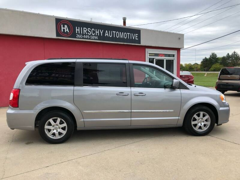 2013 Chrysler Town and Country for sale at Hirschy Automotive in Fort Wayne IN