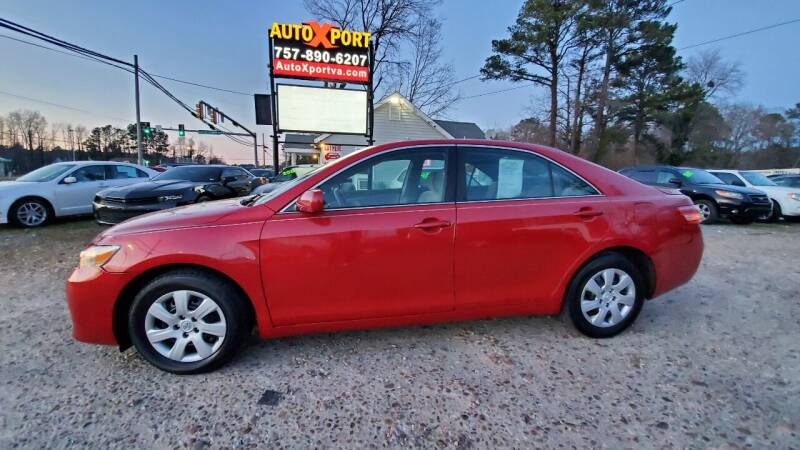 2011 Toyota Camry for sale at Autoxport in Newport News VA
