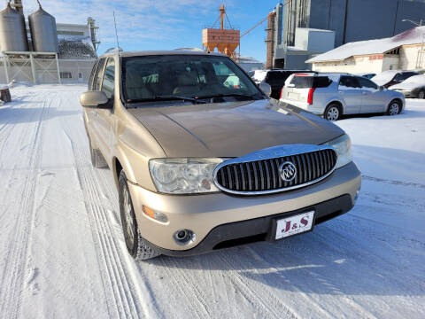 2007 Buick Rainier for sale at J & S Auto Sales in Thompson ND