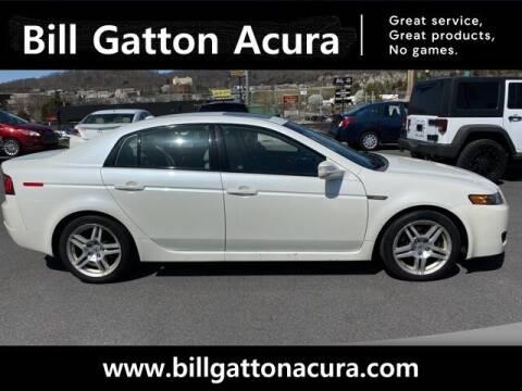 2008 Acura TL for sale at Bill Gatton Used Cars - BILL GATTON ACURA MAZDA in Johnson City TN