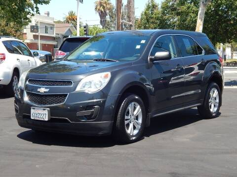 2012 Chevrolet Equinox for sale at San Jose Auto Outlet in San Jose CA