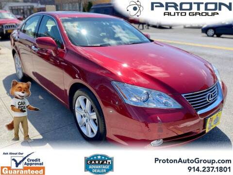 2009 Lexus ES 350 for sale at Proton Auto Group in Yonkers NY