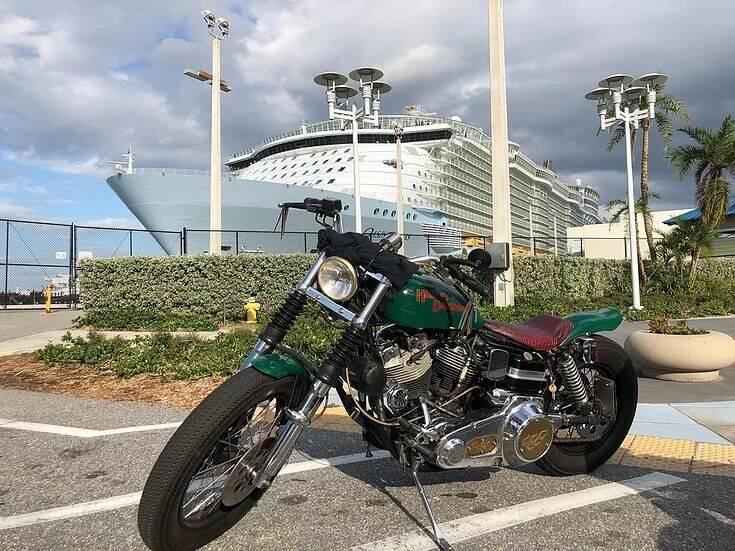 1980 Harley-Davidson Shovelhead Classic for sale at Island Motor Cars in Nesconset NY