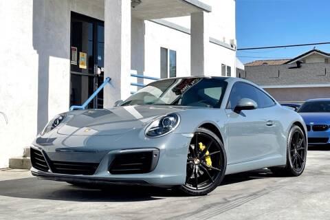 2017 Porsche 911 for sale at Fastrack Auto Inc in Rosemead CA