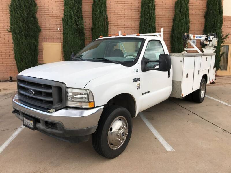 2002 Ford F-450 Super Duty for sale at Freedom  Automotive in Sierra Vista AZ
