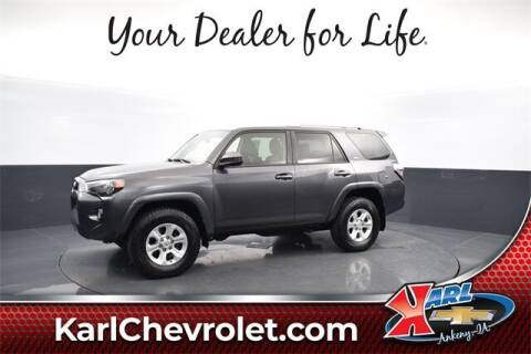 2016 Toyota 4Runner for sale at Karl Pre-Owned in Glidden IA