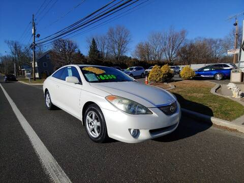 2006 Toyota Camry Solara for sale at Motor Pool Operations in Hainesport NJ