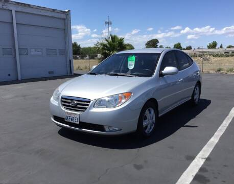 2007 Hyundai Elantra for sale at My Three Sons Auto Sales in Sacramento CA