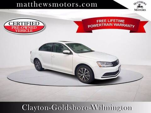 2018 Volkswagen Jetta for sale at Auto Finance of Raleigh in Raleigh NC