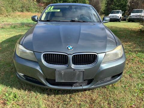 2011 BMW 3 Series for sale at Samet Performance in Louisburg NC