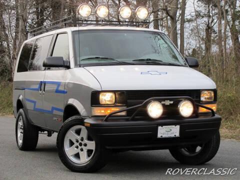 2000 Chevrolet Astro Cargo for sale at Isuzu Classic in Cream Ridge NJ