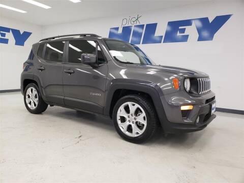 2019 Jeep Renegade for sale at HILEY MAZDA VOLKSWAGEN of ARLINGTON in Arlington TX