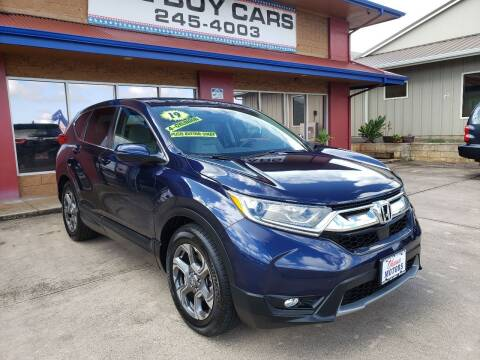 2019 Honda CR-V for sale at Ohana Motors in Lihue HI