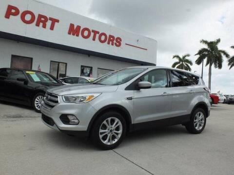 2017 Ford Escape for sale at Automotive Credit Union Services in West Palm Beach FL