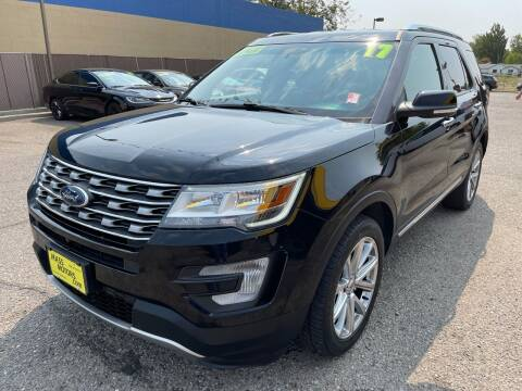 2017 Ford Explorer for sale at M.A.S.S. Motors - MASS MOTORS in Boise ID