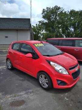 2014 Chevrolet Spark for sale at D and D All American Financing in Warren MI