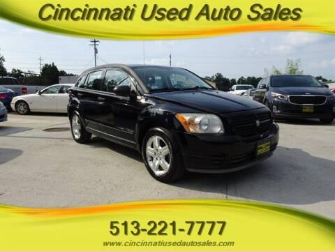 2007 Dodge Caliber for sale at Cincinnati Used Auto Sales in Cincinnati OH