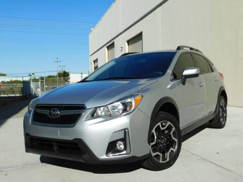 2017 Subaru Crosstrek for sale at Conti Auto Sales Inc in Burlingame CA