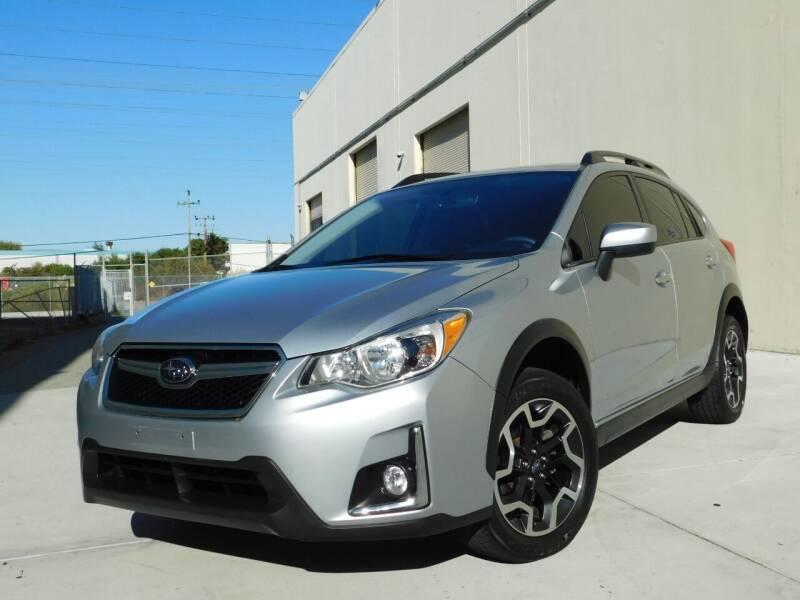 2017 Subaru Crosstrek for sale at Conti Auto Sales Inc in Burlingame CA