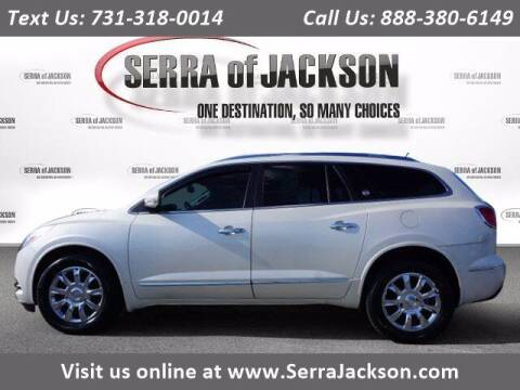 2013 Buick Enclave for sale at Serra Of Jackson in Jackson TN
