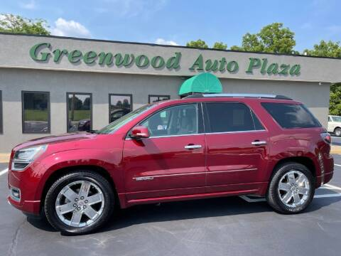 2016 GMC Acadia for sale at Greenwood Auto Plaza in Greenwood MO